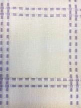 "ZWEIGART's Hearthside Afghan 14 count Cross Stitch Beige & Lavender 48"" X 55"" - $58.85"