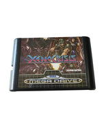 sega game cartridge with xenocrisis game for sega game console - $25.99