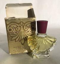Rare Vtg Avon 1983 Rapture Small Bottle .5 Fl OZ Fragrance Keepsake Cologne - $12.38