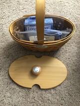 Longaberger 2000 Cheers Century Basket - Great Condition - $25.00