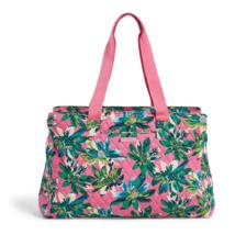 Vera Bradley Triple Compartment Travel Bag - Tropical Paradise - $118.00