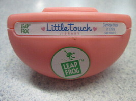 Leap Frog Little Touch Let's Get Busy, Baby replacement cartridge - $3.91