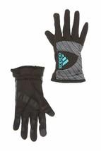 Adidas Women's Mequon Performance Gloves (Black/Energy Blue, 39-30) - $29.67