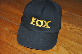 VTG 20th Century FOX Embroidered Snapback Trucker Hat  Vintage 80s 90s image 2