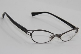 NEW RARE VINTAGE ALAIN MIKLI AL 1112 0006 GREY EYEGLASSES AUTHENTIC RX  ... - $88.36