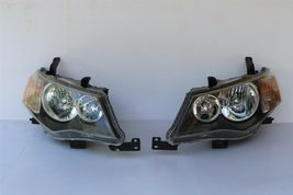 07-09 Mitsubishi Outlander HID Xenon Headlights Set L&R - POLISHED image 4