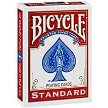 Bicycle Standard Playing Cards Air Cushion Finish (Colors Vary) - $9.99
