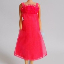 Barbie Julia Pink Fantasy 1754 Fashion Nightgown Only 1969 - $39.59