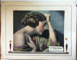 Tod Browning's NO WOMAN KNOWS (1921) Universal Half-Sheet Beautiful Art ... - $350.00