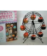 (NIB) Metal Ferris Wheel Cupcake Holder - $19.99