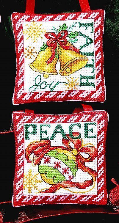Ms161 faith peace ornaments model