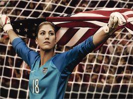 Hope Solo World Cup Team USA 2015 Vintage 16X20 Color Soccer Memorabilia... - $29.95