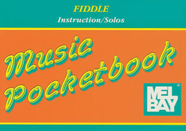 Fiddle Pocketbook/Instructions/Solos/Case Size/OOP - $1.25