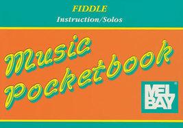 Fiddle Pocketbook/Instructions/Solos/Case Size/OOP - $1.25