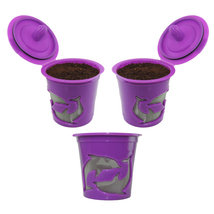 Keurig 2.0 k cups refillable reusable k cup coffee filter for keurig machines 3 pack thumb200