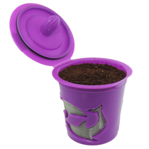 Keurig 2.0 k cups refillable reusable k cup coffee filter for keurig 2.0 machines thumb200