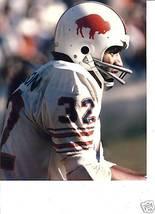 O.J. Simpson Buffalo Bills Vintage 8X10 Color Football Memorabilia Photo - $6.99