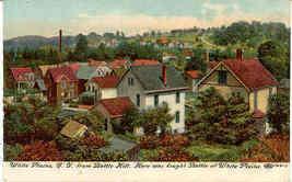 Battle Hill White Plains New York Vintage Post Card - $5.00
