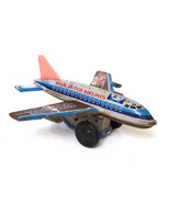 Vintage Ichimura KLM Dutch Airlines Wind Up Toy... - $19.40