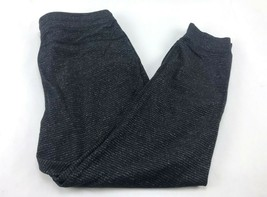 Champion Women's French Terry Track Jogger Pants Size L Black - $16.65