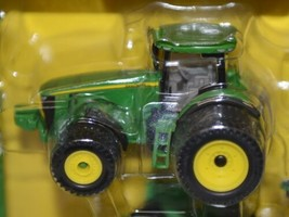 John Deere TBE45443 Die Cast Metal Replica Harvesting Set image 2