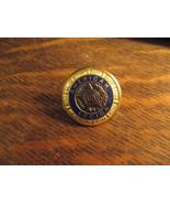 American Legion Button - Vintage Veterans Club USA Jacket Sweater Gold B... - $19.79