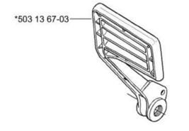 Handguard Chain Brake Handle Husqvarna 3120 503136703 - $69.99