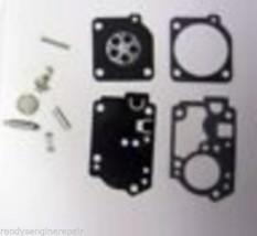 Zama RB-141 Carburetor Repair Kit C1U-H62A C1U-H62 Craftsman Homelite Trimmer - $11.96