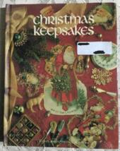 Christmas Keepsakes, Leisure Arts Publication 1990, Victorian Cross Stitch  - $5.00