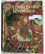 Christmas Keepsakes, Leisure Arts Publication 1990, Victorian Cross Stitch  - $5.00