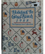 Holidays In Cross Stitch, Vanessa-Ann Collection, 1987 - $5.00