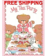 My Tea Party Personalized Childrens Book Puts Y... - $13.95