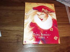 1996 Limited Edition JEWEL PRINCESS Blond Barbie -The WINTER Princess Co... - $32.00