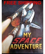 My Space Adventure Personalized Childrens Book ... - $13.95