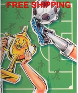 Soccer Star Personalized Childrens Book Puts Yo... - $13.95
