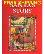 Santa Story Personalized Childrens Book Puts Yo... - $13.95