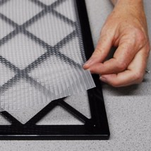 """Excalibur 11"""" x 11"""" Polyscreen Mesh Tray Screen Inserts for 4 Tray Excal... - £15.15 GBP"""