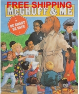 McGruff and Me Personalized Childrens Book Puts... - $13.95