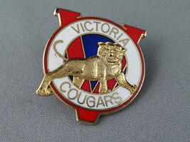 Rare - Victoria Cougars Pin - Western Hockey League - From 1987 - $25.00