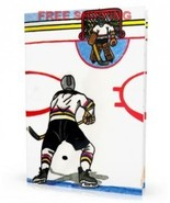 Hockey Personalized Childrens Book Puts Your Ch... - $13.95