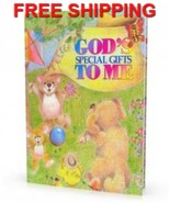 Gods Special Gifts Personalized Childrens Book ... - $13.95