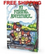 Fishing Adventure Personalized Childrens Book P... - $13.95