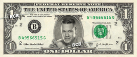 JOHN CENA Wrestler WWE on REAL Dollar Bill Cash Money Bank Note Currency... - $7.77