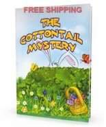 Cottontail Mystery Personalized Childrens Book ... - $13.95
