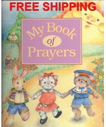 My Book of Prayers Personalized Childrens Book - $13.95