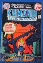 KAMANDI #20 (1974) DC Comics Jack Kirby FINE- - $9.89
