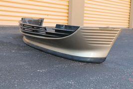 86-89 Mercedes W107 R107 Front Bumper Valance Airdam Spoiler 560SL image 3