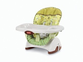 Fisher-Price Baby Toddler Space Saver Booster Seat High Chair, Color Sca... - $124.90