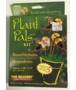 THE BEADERY Plant Pals BUMBLEBEES Beaded Plant Pokes Kit  - $5.49