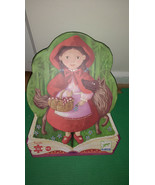 Djeco Red Ridding Hood / Le petit chaperon rouge puzzle 36 pieces - $13.86